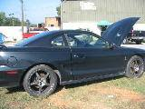 1996 Ford Mustang 4.6 L DOHC T-45 - Black - Image 2