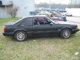 1991 Ford Mustang 5.0 AOD AUTO - Black - Image 2