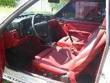 1991 Ford Mustang 5.0 Automatic AOD - White - Image 3