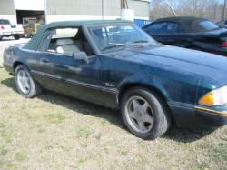 1991 Ford Mustang 5.0 HO AOD - Green - Image 1