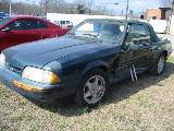 1991 Ford Mustang 5.0 HO AOD - Green - Image 2