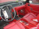 1991 Ford Mustang 5.0 Automatic - Red - Image 3
