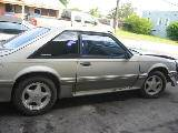 1991 Ford Mustang 5.0 HO Automatic AOD - Silver - Image 2