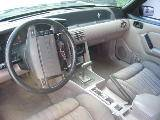 1991 Ford Mustang 5.0 HO Automatic AOD - Silver - Image 3