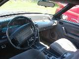 1991 Ford Mustang 4-Cyl Automatic - Blue - Image 3