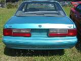 1991 Ford Mustang 4-Cyl Automatic - Blue - Image 5