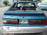 1991 Ford Mustang 5.0 Auto - Teal & Silver - Image 5