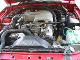 1991 Ford Mustang 5.0 HO Automatic AOD - Red - Image 4