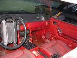 1991 Ford Mustang 5.0 HO Automatic AOD - Red - Image 3