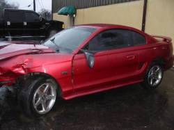 1996 Ford Mustang 4.6 T-45 - Red