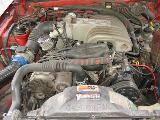 1991 Ford Mustang 5.0 AOD-E - Black/Maroon - Image 4