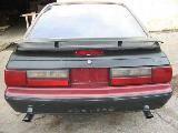 1991 Ford Mustang 5.0 AOD-E - Black/Maroon - Image 5