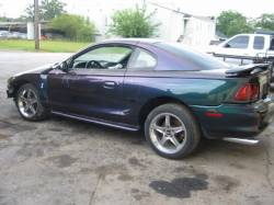Parts Cars - 1996 Ford Mustang 4.6 4V COBRA T-45 5-Speed - MYSTIC
