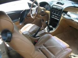 1996 Ford Mustang COBRA 4.6 4V T-45 Five Speed - White - Image 3