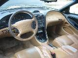 1996 Ford Mustang 4.6 AOD-E Automatic - Black - Image 3