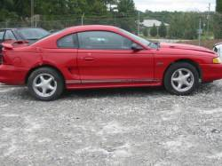 1996 Ford Mustang 4.6 Automatic - Red - Image 1