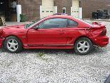 1996 Ford Mustang 4.6 Automatic - Red - Image 2