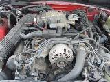 1996 Ford Mustang 4.6 Automatic - Red - Image 4