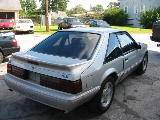 1992 Ford Mustang 5.0 T5 - Silver - Image 2