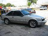 1992 Ford Mustang 5.0 T5 - Silver - Image 3