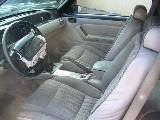 1992 Ford Mustang 5.0 T5 - Silver - Image 4