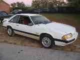 1992 Ford Mustang 5.0 Auto - White - Image 2