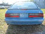 1992 Ford Mustang 5.0L HO Automatic - Blue - Image 2