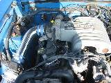1992 Ford Mustang 5.0L HO Automatic - Blue - Image 4