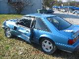 1992 Ford Mustang 5.0L HO Automatic - Blue - Image 5