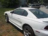 1997 Ford Mustang 4 Valve DOHC 5 Speed - White - Image 2