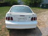 1997 Ford Mustang 4 Valve DOHC 5 Speed - White - Image 3