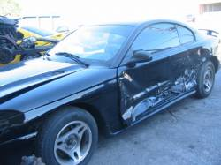 1997 Ford Mustang 4.6L SOHC Automatic - Black