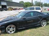 1997 Ford Mustang 4.6L DOHC T-45 - Black - Image 2