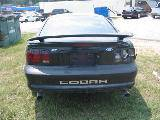 1997 Ford Mustang 4.6L DOHC T-45 - Black - Image 3