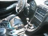 1997 Ford Mustang 4.6L DOHC T-45 - Black - Image 4