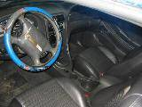 2003 Ford Mustang 4V Cobra Mach 1 Automatic, Blue - Image 3