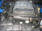 2003 Ford Mustang 4V Cobra Mach 1 Automatic, Blue - Image 4