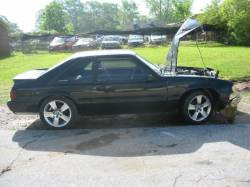 1992 Ford Mustang 5.0 AOD Automatic - Black - Image 1