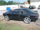 1992 Ford Mustang 5.0 AOD Automatic - Black - Image 2