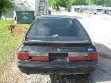 1992 Ford Mustang 5.0 AOD Automatic - Black - Image 5