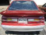 1992 Ford Mustang 5.0 T-5 5-Speed - Scarlet / Silver - Image 5