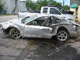 2003 Ford Mustang 4.6 T-3650- Silver - Image 2
