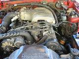 1992 Ford Mustang 5.0 AOD - Red - Image 3