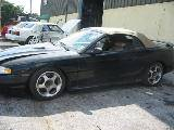 1997 Ford Mustang 4.6 4V 5 Speed T-45 - Black - Image 2