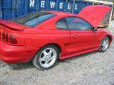 1997 Ford Mustang 4.6 4V T-45 - Red - Image 2