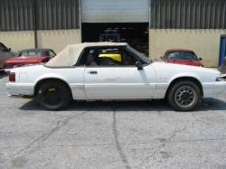 1992 Ford Mustang 5.0 HO AOD Automatic - White - Image 2