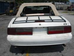 1992 Ford Mustang 5.0 HO AOD Automatic - White - Image 5