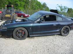 1997 Ford Mustang 4.6 4V Cobra T-45 Five Speed - MYSTIC - Image 1