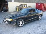 1998 Ford Mustang 4.6 2V 5 spd. - Black