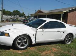 Parts Cars - 2004 Ford Mustang 4.6